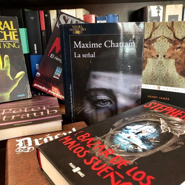 La Señal De Maxime Chattam Bienvenidos A Literati